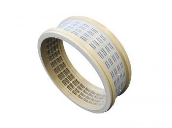 PEEK选镀环用于电子半导体行业
